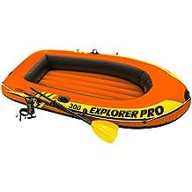 Intex 58358 - Explorer Pro 300 Remi/Pompa, 244 x 117 x 36 cm