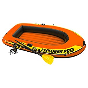 Intex Explorer Pro 300 inflatable boat