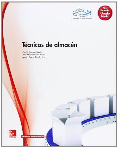 TECNICAS DE ALMACEN GM LOE por Ana Mª Hervás