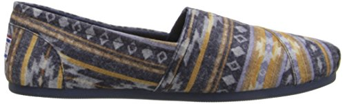 Skechers Bobs by Urban Trails textile mOCASSINI Navy