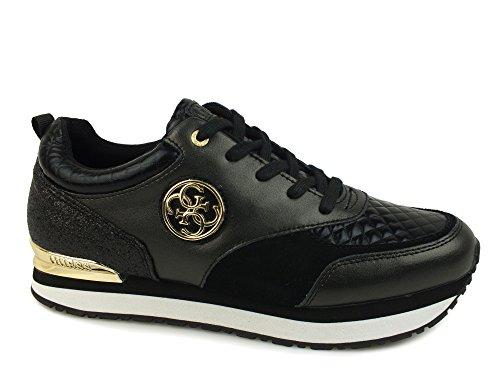 Guess Rimma, Sneaker a Collo Basso Donna Nero