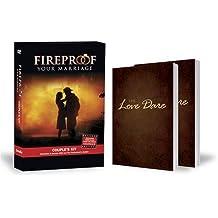 Love Dare & Couple's Study Bundle (Includes 2 Love Dare Books, a DVD & 2 Study Guides) by Stephen Kendrick, Alex Kendrick (2008) Paperback