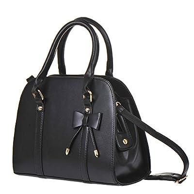 Coofit Sac à main femme en cuir sac à bandoulière femmes sac femme shopping sac portés mian épaule