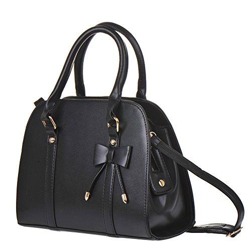 ad7e2f4150d40 Hobo Outfit (Coofit Vintage Handtasche fuer Damen PU Leder Hobo Handbag  (Black))