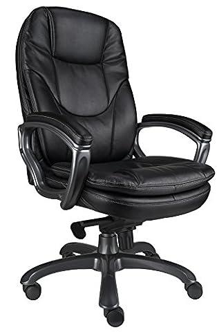 Eliza Tinsley Furniture Kiev Executive Armchair - Black