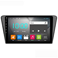 ‏‪Android 9.0 Car Stereo Double Din for PEUGEOT 408 2014-2019 GPS Navigation 10 Inch Head Unit Touchscreen MP5 Multimedia Player Radio Video Receiver with 4G WIFI DSP‬‏