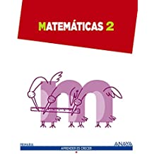 Matemáticas 2. (Aprender es crecer)