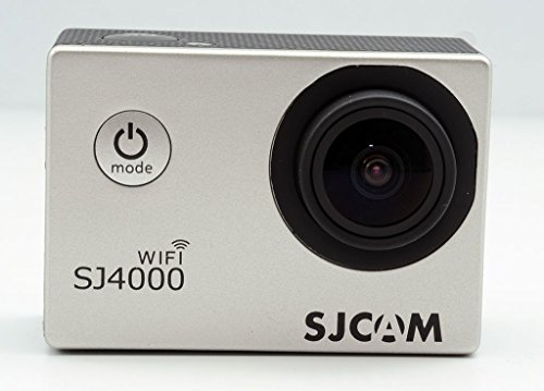 SJCAM WIFI Actioncam SJ4000 Action Sport Kamera Camera Waterproof Full HD 1080p Video Helmkamera Silber - Wifi 4000 Sjcam