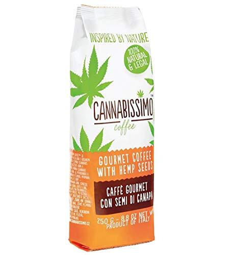 Cannabissimo Hanf Kaffee -