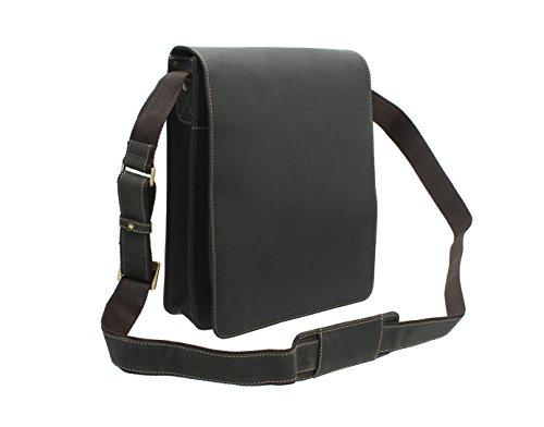 Visconti Messenger-Tasche 18410 Schlamm -
