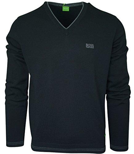 hugo-boss-green-vime-w16-v-neck-knit-medium-black