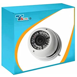 Sony 420 TVL 2.8-12mm Lens Dome CCTV Security Camera, Image Sensor: 1/3