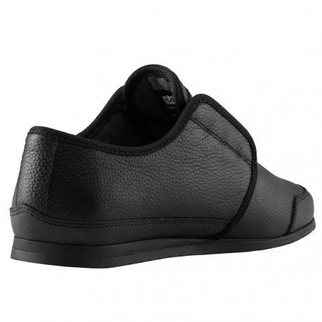 VO7 Shark Leather Dark Noir