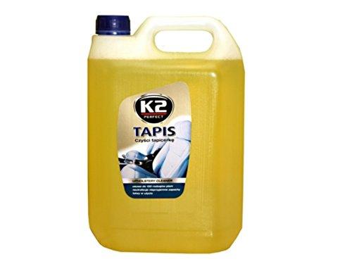 Preisvergleich Produktbild Autositz Reiniger K2 Tapis Max Kanister 5 Liter Polster Teppich Reiniger Schaum