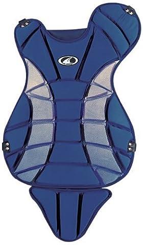 Champro Little League Baseball Brustschutz (Marineblau, 37cm Länge) von