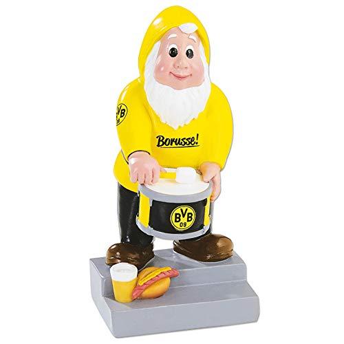 Borussia Dortmund BVB Gartenzwerg Trommler