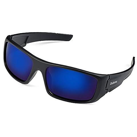 Duduma Tr601 Polarised Sports Mens Sunglasses for Ski Driving Golf
