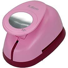 Efco–Perforadora de círculo, rosa, 38mm