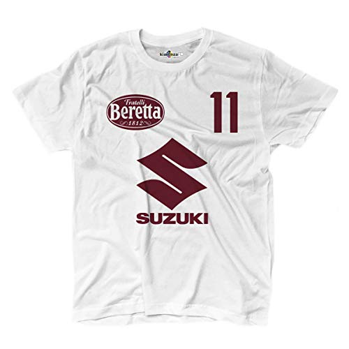 KiarenzaFD - Camiseta fútbol Torino Simone