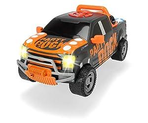Dickie Toys 203765003Ford F150Truck We Will Rock You Juguete Auto con Motor, función de luz y Sonido