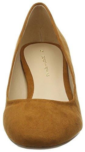 DOROTHY PERKINS SHOES & BAGS Damen Daze Ballerina Court Pumps Braun (160 Brown)