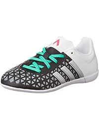 adidas Ace 15.3 In J, Botas de Fútbol Unisex Bebé