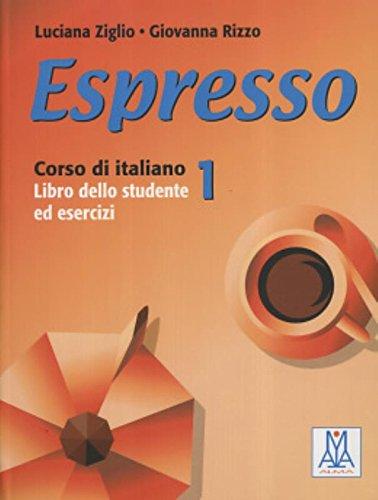 Espresso. Corso di italiano. Libro dello studente ed esercizi: 1