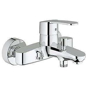 Grohe Eurostyle Cosmopolitan – Grifo para baño y ducha 1/2″, Tamaño S, color cromo (Ref.33591002)