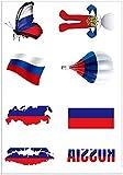 Beito Adhesivo impermeable multicolor Rusia Russia