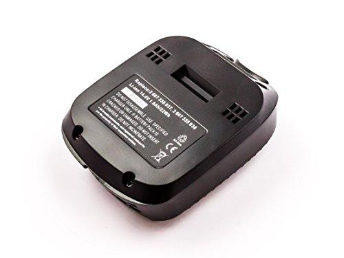 Preisvergleich Produktbild AccuPower Akku passend für Bosch PSR 14,4LI-2, 2607335038 P233CH