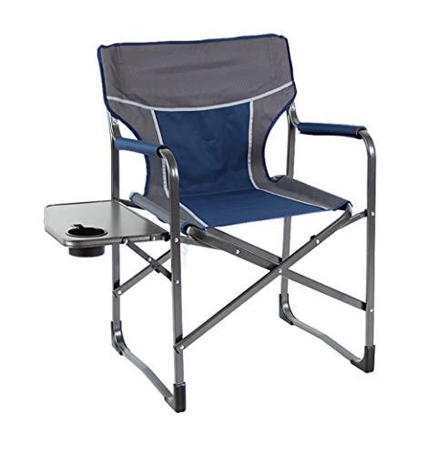 Sedie Da Campeggio Pieghevoli.Wdyy Sedie Da Regista Sedia Pieghevole Da Giardino In Alluminio Con