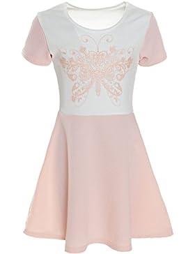 BEZLIT Kinder Mädchen Kleid Peticoat Fest Freizeit Sommer-Kleid 21227