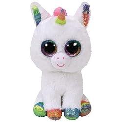 Ty Beanie Boos Pixy-Unicornio Blanco 15 cm (36852TY) (United Labels Ibérica