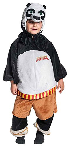 - Kung Fu Panda 98/110 (3-5 Jahre) (Kung Fu Panda Kostüm)
