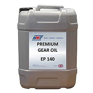 HMT Hmtg01320l Premium Gear Huile EP 140, 20l, plastique pas cher