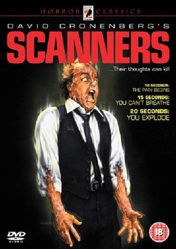 Scanners [1981]...