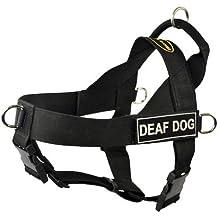 DT Universal no Tire Arnés del perro, perro de sordos
