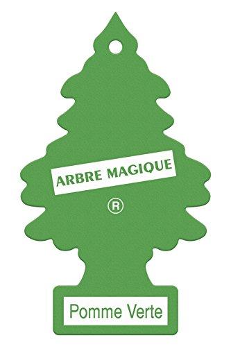 D�sodorisant Arbre Magique Pomme Verte