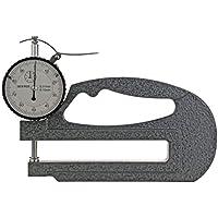 Medidor de calidad CNC gruesos con anlift palanca y medición arqueada Encorvado–Rango de medición 10mm
