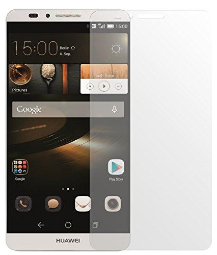 dipos I 2X Schutzfolie matt passend für Huawei Ascend Mate 7 Folie Bildschirmschutzfolie
