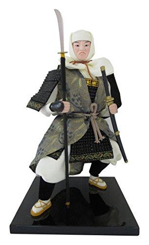 Auténtico japonés Samurai muñecas: Benkei Masamune ninguìn muñeca!