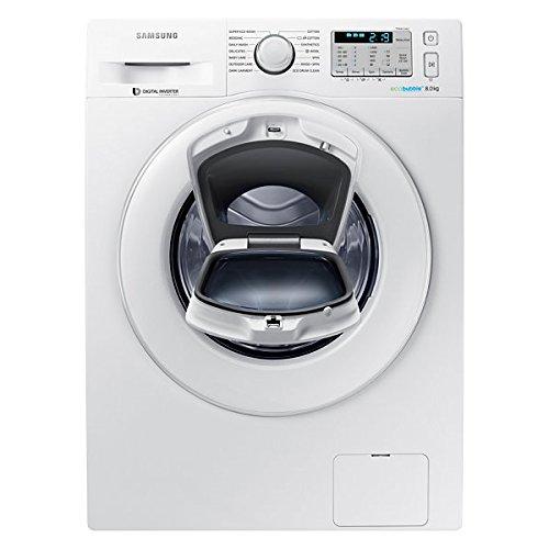 Samsung WW70K5413WW ECOBUBBLE 1400rpm AddWash™ Washing Machine 7kg Load Class A+++