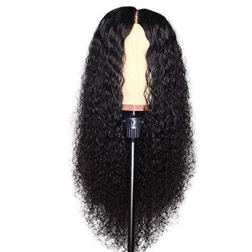 BT-WIGIG Brasilianisches Virgin Remy Echthaar Wellig Spitze Vorne Echthaar Percken Afrikanische Amerikaner Lace Front Wig