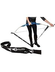 Tir à l'arc Avalon Woven Tip / Limb Bandoir Fausse Corde pour Recurve Bows