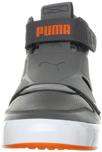 Puma El Rey Future Hommes Toile Baskets Steel Gray