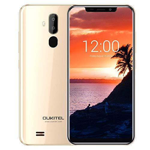 OUKITEL C12 Pro – 4G Smartphone Libre DE 6.18' HD 19:9 IPS con...