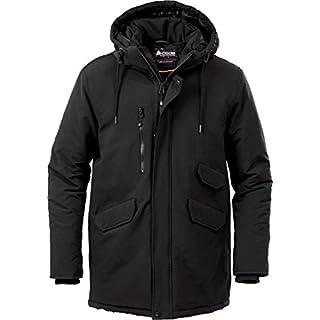Acode 108586 Parka Jacket Black 3XL