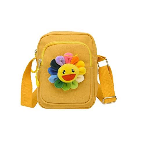 Mitlfuny handbemalte Ledertasche, Schultertasche, Geschenk, Handgefertigte Tasche,Damenmode Sun Coil Pocket Bag Einzelner Schulterbeutel Slant Bag