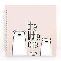 Orsi Polari, Rosa - Album primo anno del bambino - Libro dei ricordi