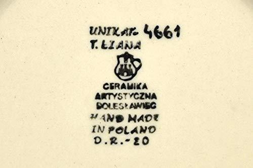 Polish Pottery Mug – 16 oz. Bistro – Unikat Signature U4661